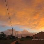 Sunrise Russell Island 23 October