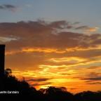 Sunrise and Sunset Russell Island 16/11