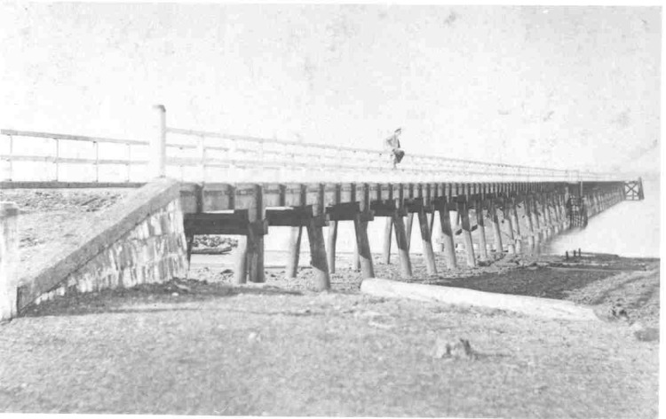 Cleveand jetty 1871