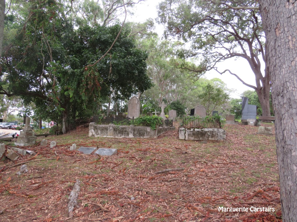 Dunwich Cemetery Stradbroke