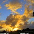 Sunrise Russell Island