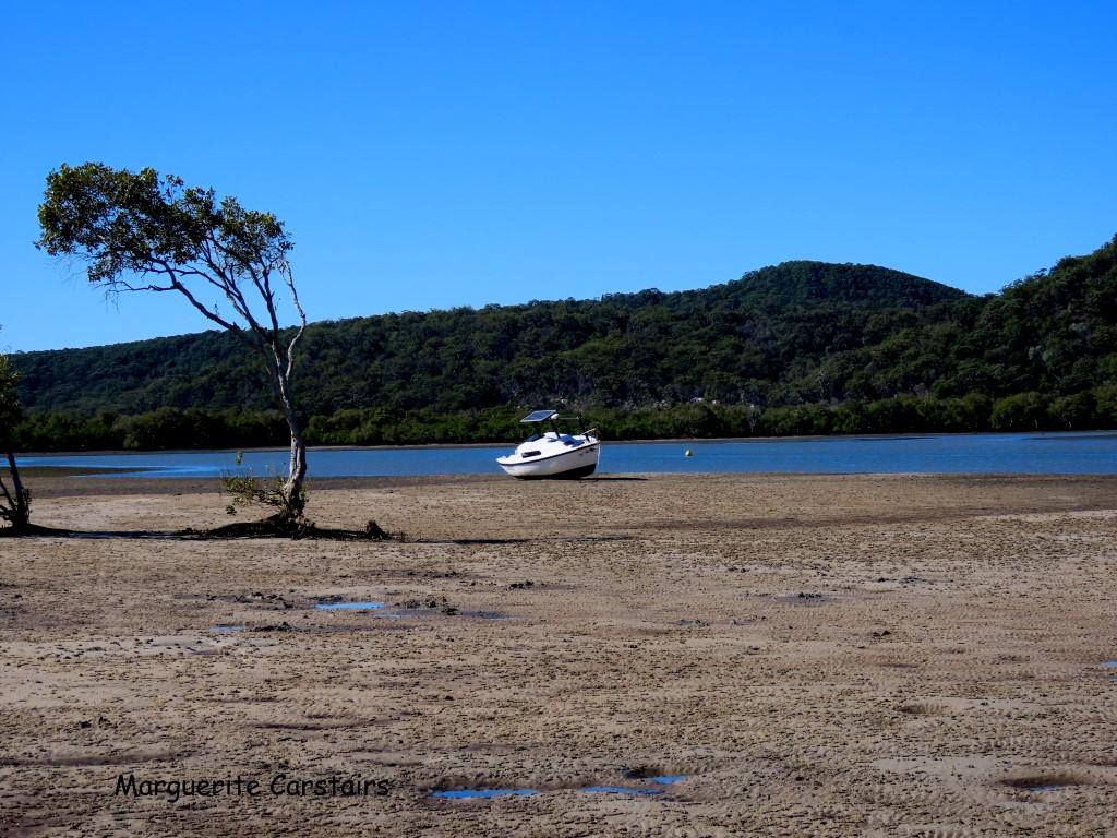 Sandy Beach Russell Island