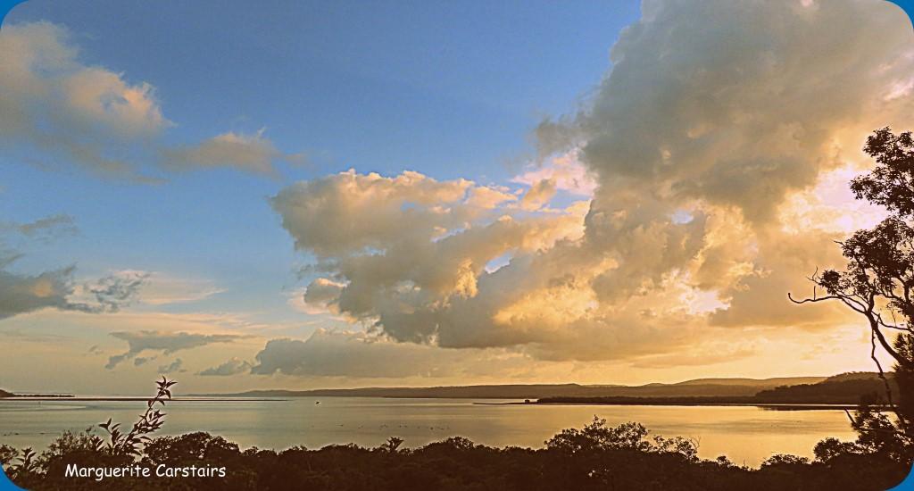 Russell Island Sunrise