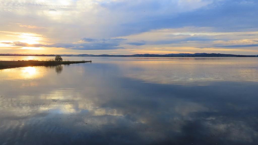 Sunrise Lake Coolmunda Queensland