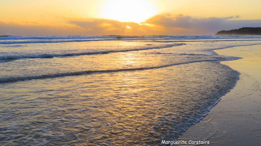 Sunrise Home Beach Stradbroke Island